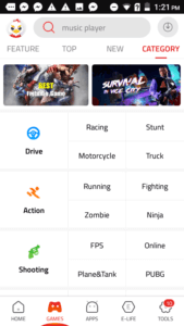 9Apps Games Category